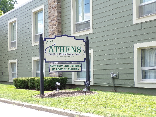 Athens Health & Rehabilitation Center