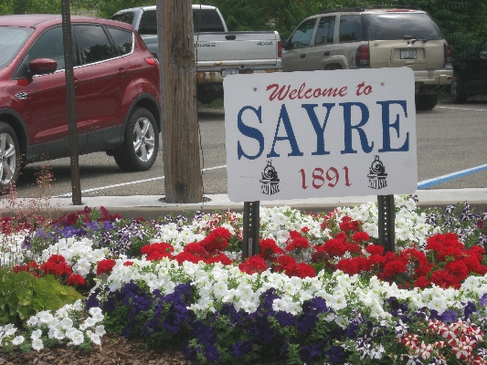Borough of Sayre