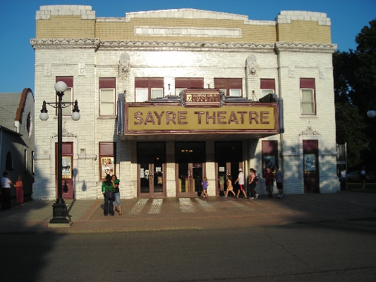 Brad. Co. Reg. Arts/Sayre Theatre